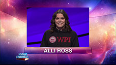 [Jeopardy! 2018 College Championship - Alli Ross]