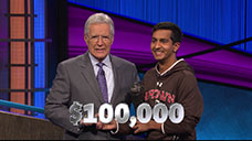 [Jeopardy! 2018 College Championship - Image of the final results #2]