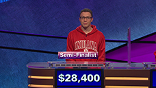 [Jeopardy! 2020 College Championship - Tyler Combs]