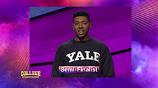 [Jeopardy! 2020 College Championship - Nathaniel Miller]