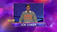 [Jeopardy! 2020 College Championship - Jow Coker]