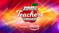 [Jeopardy! 2019 Teachers Tournament - Billboard]