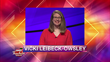 [Jeopardy! 2019 Teachers Tournament - Vicki Leibeck-Owsley]