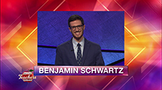 [Jeopardy! 2019 Teachers Tournament - Benjamin Schwarta]