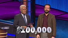 [Jeopardy! 2020 Teachers Tournament - Image of the Winner]