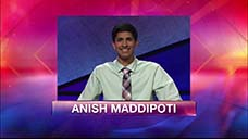 [Jeopardy! 2018 TeeTeenment - Anish Maddipoti]