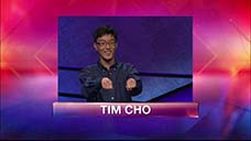 [Jeopardy! 2018 Teen Tournament - Tim Cho]