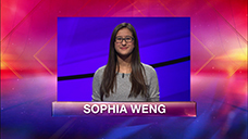 [Jeopardy! 2019 Teen Tournament - Sophia Weng]