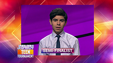 [Jeopardy! 2019 Teen Tournament - Lucas Miner]