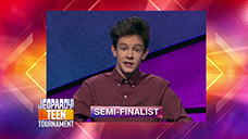 [Jeopardy! 2019 Teen Tournament - Justin Bolsen]