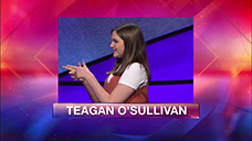 [Jeopardy! 2019 TeeTeenment - Teagan O'Sullivan]