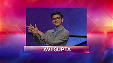 [Jeopardy! 2019 Teen Tournament - Avi Gupta]